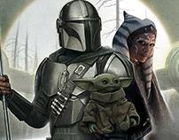 Empire - Mandalorian Cover