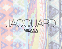 Jacquard design for Milana Sweaters
