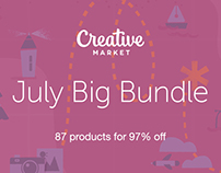JULY BIG BUNDLE