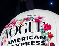 Adriana Picker for Vogue Fashion Night Out