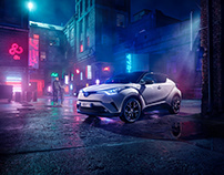 Toyota CHR Campaign