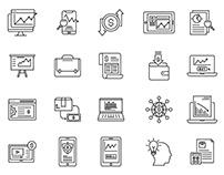 Trade Vector Icons