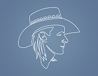Johnny Winter Tribute | Illustration & Motion Graphics