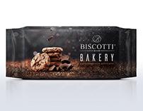 BISCOTTI BAKERY - pack design