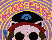 KING PUFF POSTER
