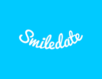 Smiledate logo design