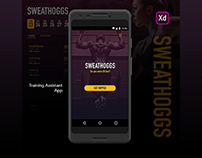 SweatHoggs - Fitness Training App