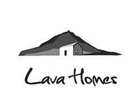 Lava Homes Logo