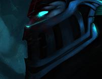 Sub Zero (fan-art)