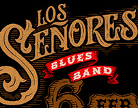 Los Señores Blues Band @ Zinco Bar - RRSS