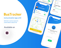 BusTracker UI Kit