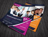 Corporate Executive Flyer