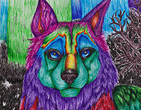 Boreal wolf