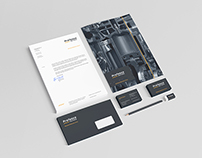 Profesco - Branding & Stationery