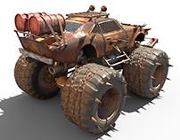 Destroyer_Car