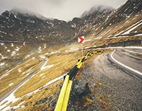 The Transfăgărășan Highway