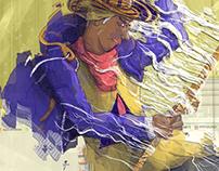 UW character 3