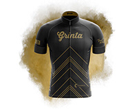 Grinta : Cycling Apparel Branding