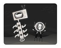 Mars Experience cartoonz