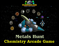 Metals Hunt Arcade Game