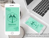 Nakheel Mobile App UI/UX design