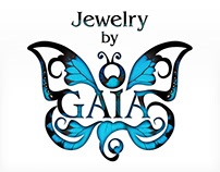 """Jewelry by Gaia"" Branding & Product Photography"