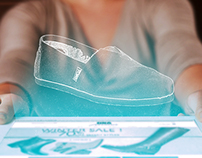 TOMS Digital Campaign