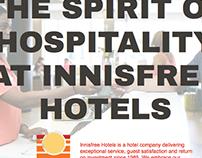 Innisfree Hotels Career Powerpoint/Keynote Presentation