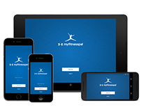 MyFitnessPal // Adaptive Screen Design