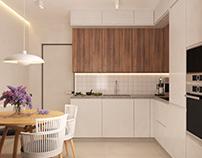 PUREWHITE Kitchen