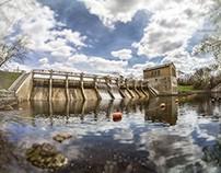 Barton Dam 2015