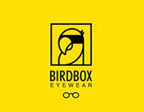 BirdBox Eyewear   Identity Design