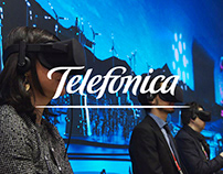 Telefónica MWC 2018