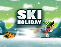 Ski Holiday - Mobile Game