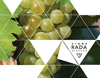 Vigne Rada Corporate Identity