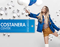 Costanera Center / Brand Identity / BBDO