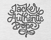 Jacker Authentic Dope - Tee Shirt #2
