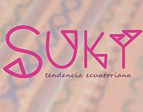 Tipografía Suky