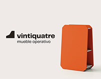 Vintiquatre | Mueble Operativo