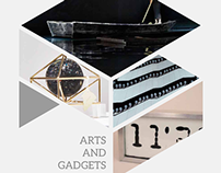Arts And Gadgets 22-09-2015