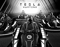 Tesla Karting WebSite