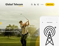 Global Telecom Portal