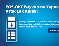 Türkiye İş Bankası - Banner Tasarımı