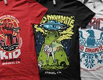 Kid Dynamite - T-shirts