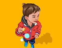 2D Portrait