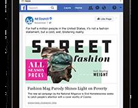 Street Fashion PSA