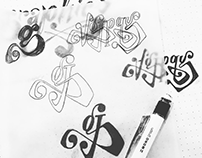 Letters & Sketches