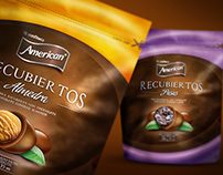 Restyling American Chocolates