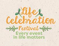'Life Celebration Festival' | Self Initiated