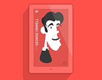 1984 by George Orwell - App